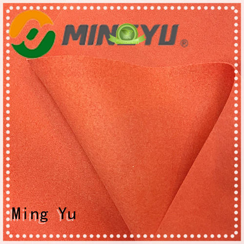 woven polyester nonwoven fabric needle for package Ming Yu