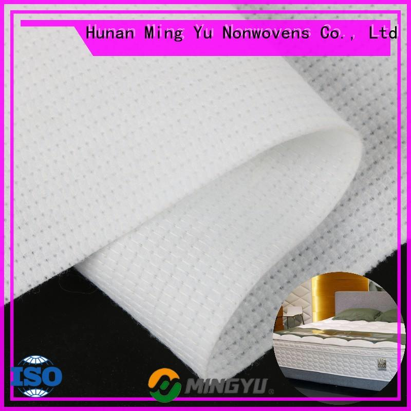 Ming Yu harmless stitch bonded nonwoven fabric polyester for package
