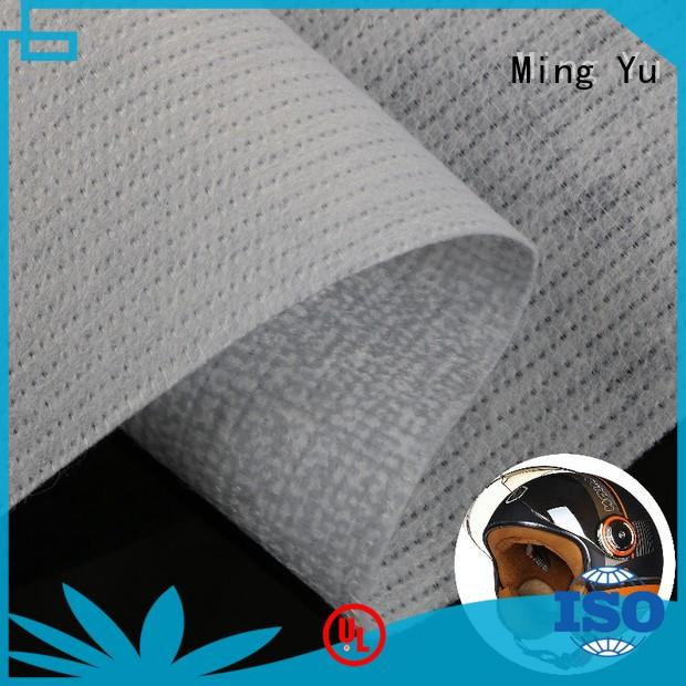 Ming Yu Custom stitchbond polyester fabric for business for home textile