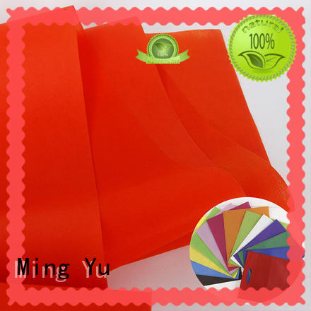 applications spunbond fabric home for package Ming Yu