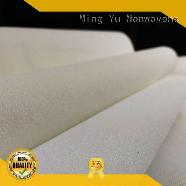 Ming Yu thickness punch needle fabric spandex for home textile