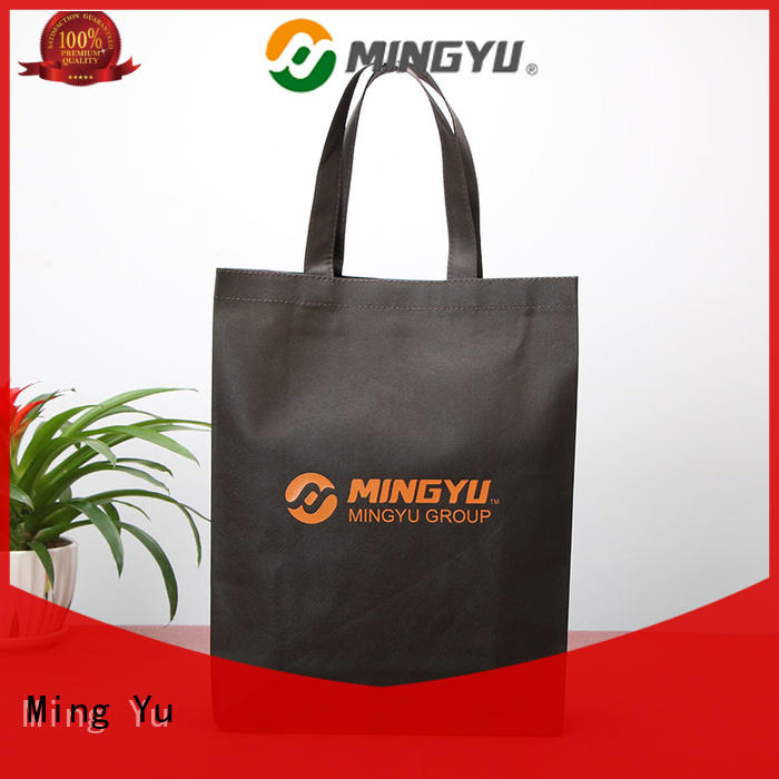 Ming Yu Custom non woven promotional bags company for bag