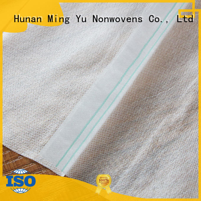 Ming Yu mulching ground cover fabric geotextile for package