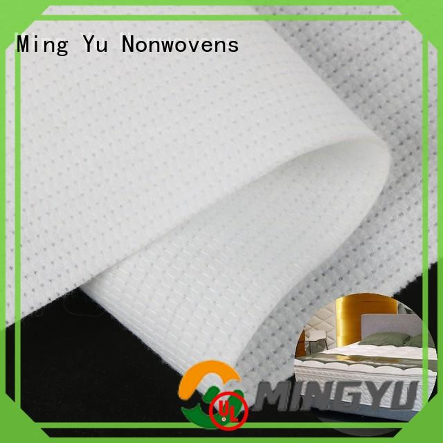Ming Yu health bonded polyester fabric health for home textile