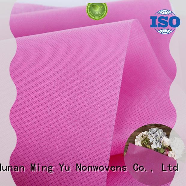 moistureproof spunbond nonwoven handbag rolls for handbag