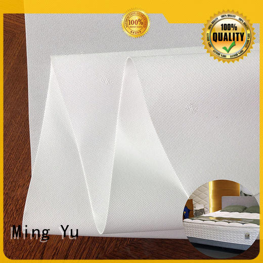 Ming Yu home spunbond fabric nonwoven for handbag