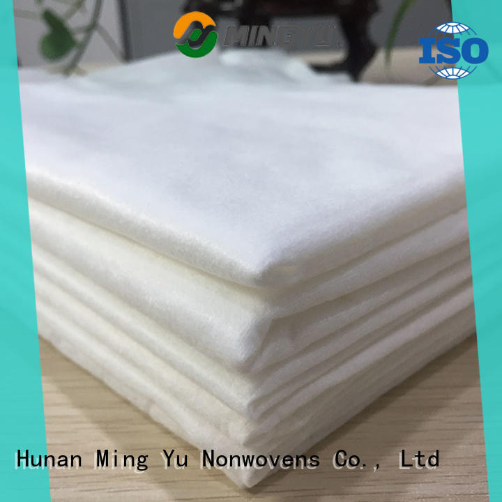 Ming Yu Best spunlace fabric factory for bag