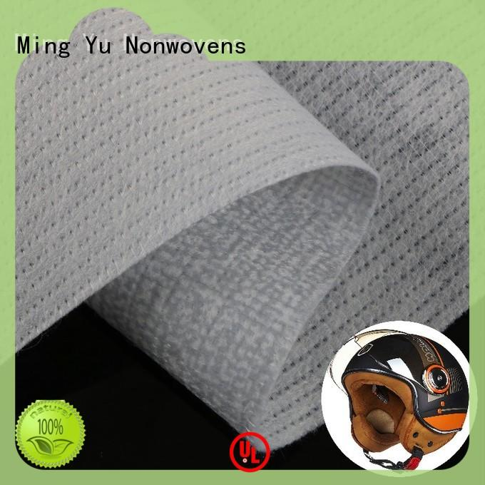 quality non woven fabric polyester for home textile Ming Yu