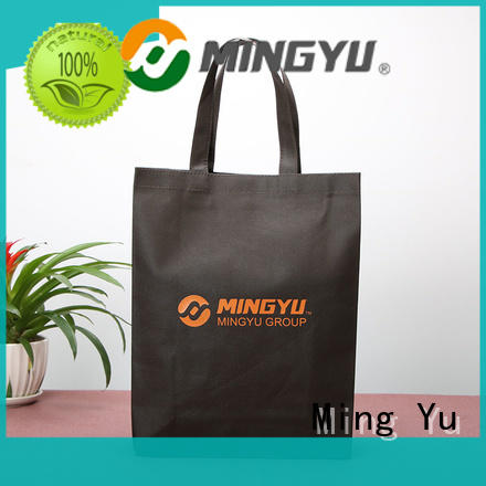 Ming Yu spunbond non woven bags wholesale colors for package