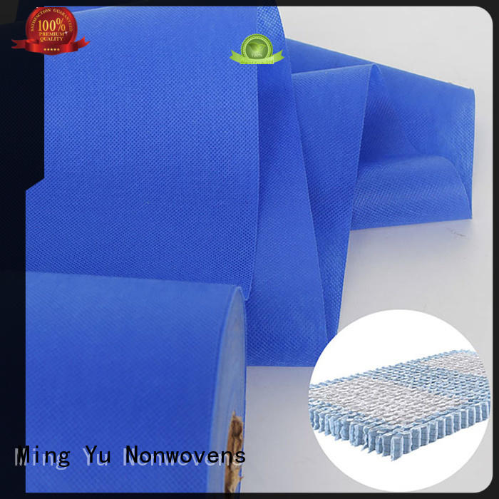 fabric spunbond polypropylene fabric nonwoven for bag Ming Yu