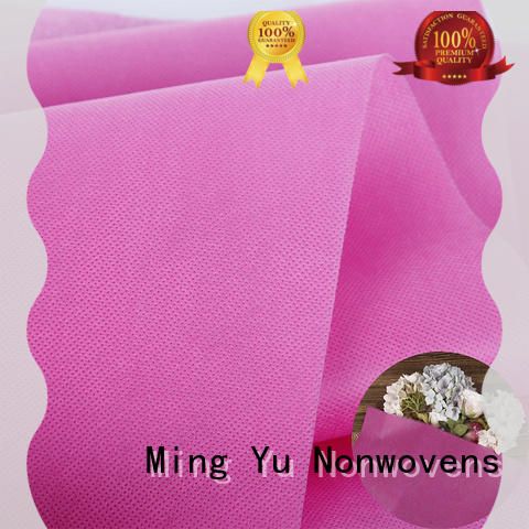 home spunbond nonwoven fabric rolls for storage Ming Yu