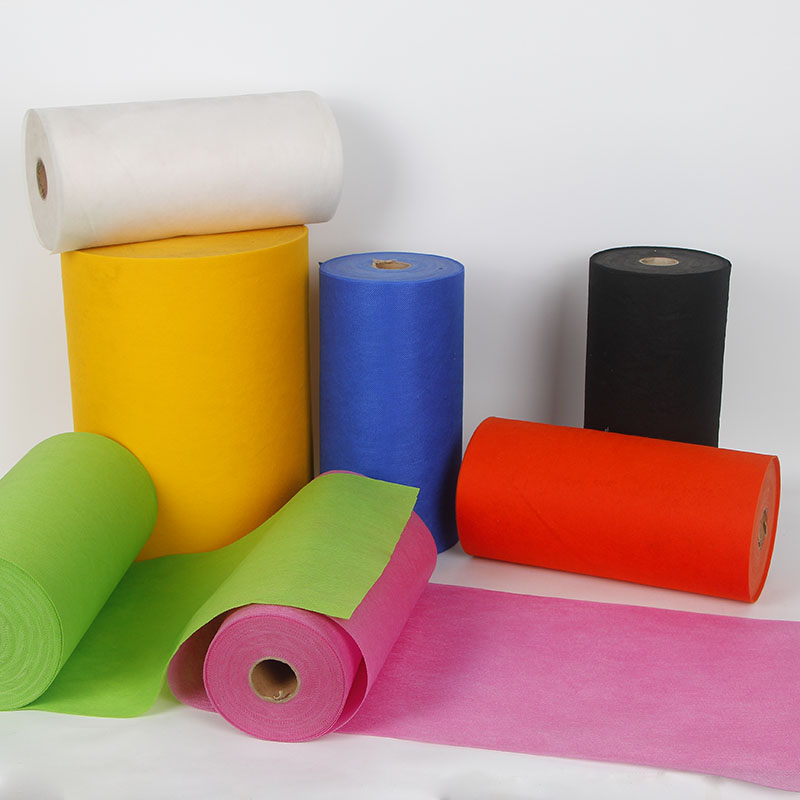 New non woven polypropylene fabric wide Supply for handbag-2