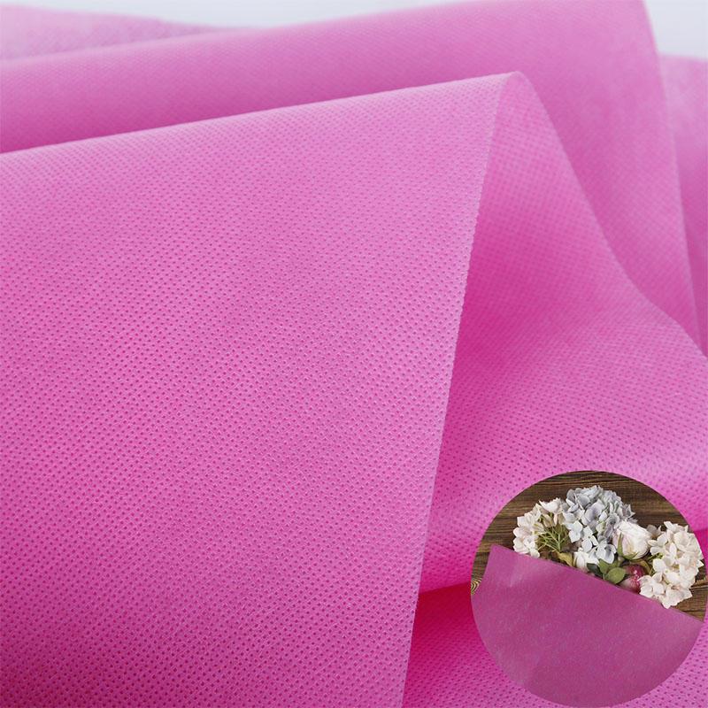 Polypropylene spunbond fabric nonwoven rolls moisture-proof