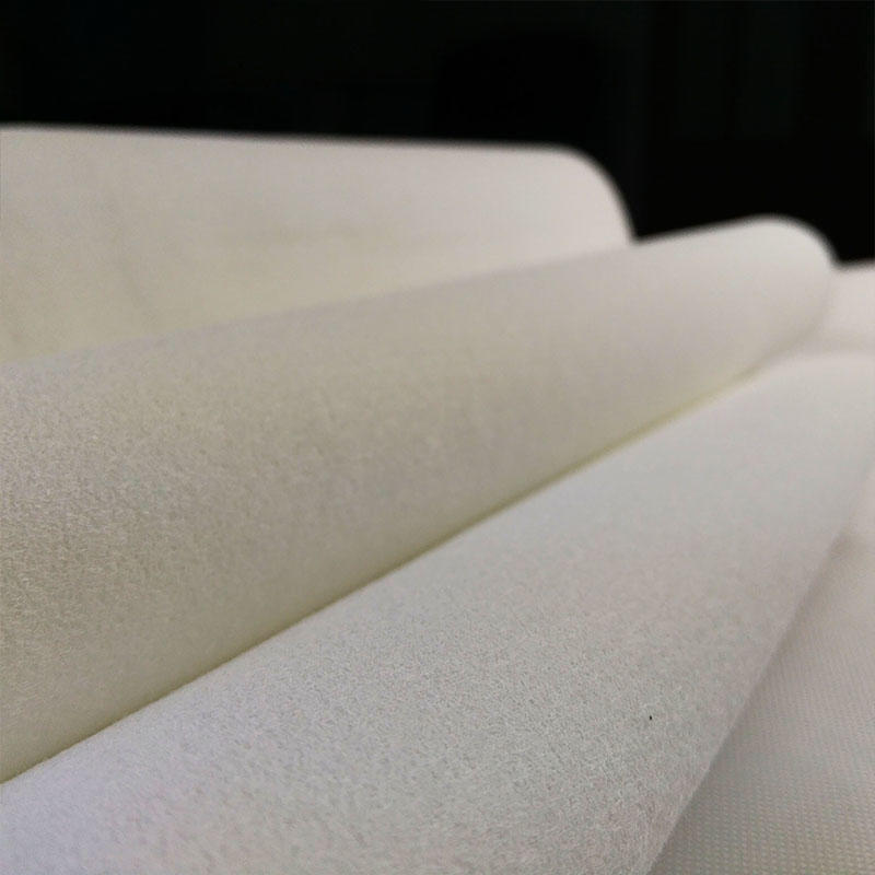 Needle Punch Nonwoven fabric made of oriented or random fibers