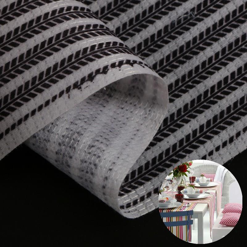 Bonded Fabric Polyester stitchbond nonwoven fabric environmental protection