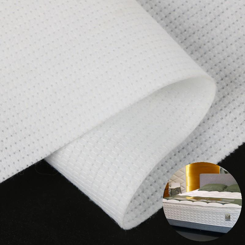 Quality Non Woven Fabric Polyester Stitchbond Nonwoven Fabric Harmless For Health