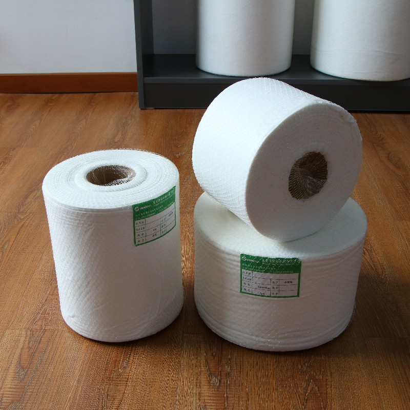 Latest spunlace non woven fabric rolls company for bag-2