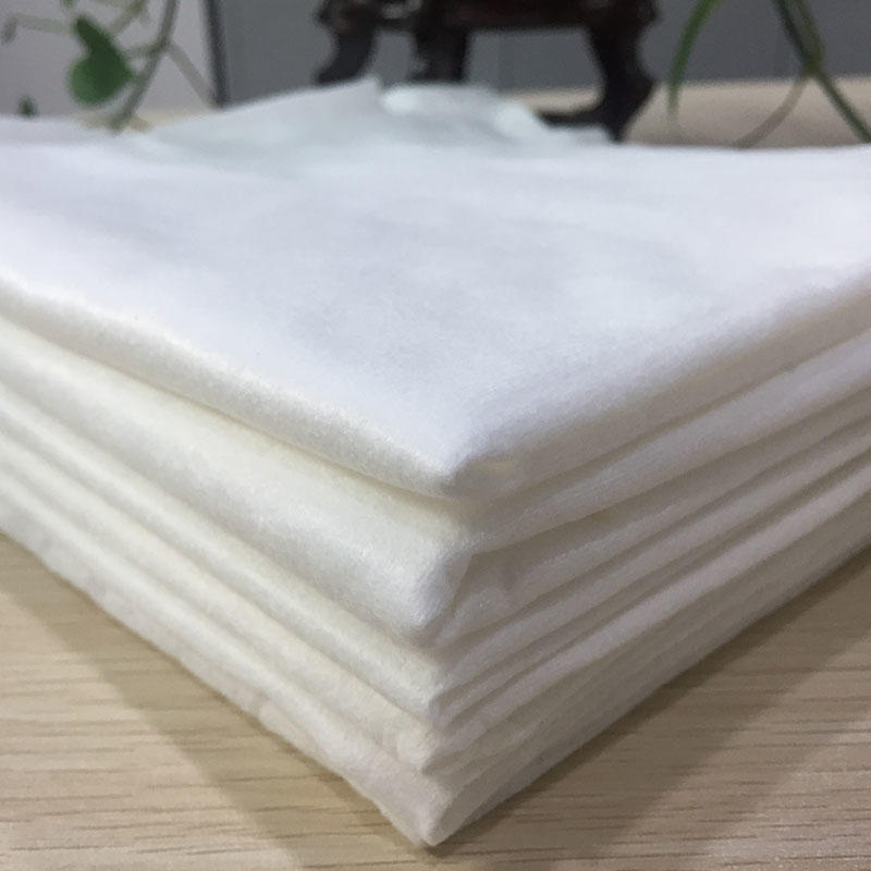 Polypropylene Spunbond Nonwoven Fabric Rolls White Color Eco-Friendly