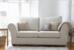 Nonwoven for sofa material
