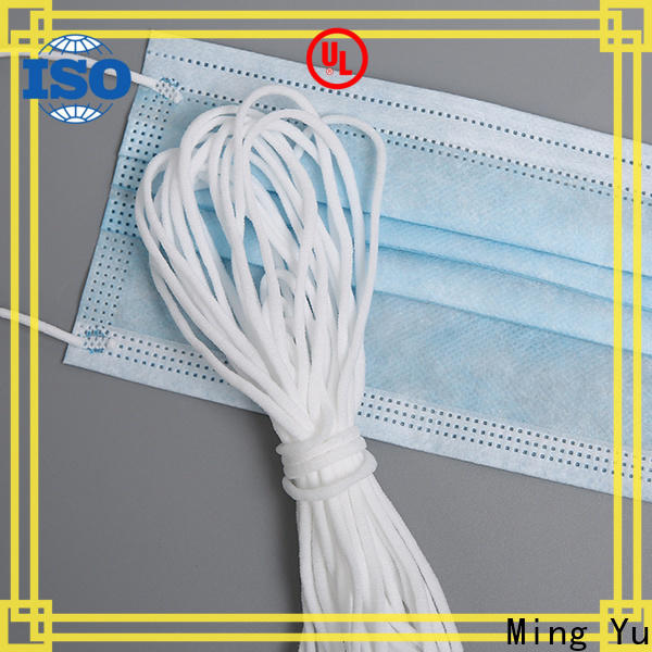 Ming Yu Wholesale face mask material for business for hospital