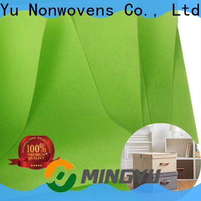 Ming Yu applications pp spunbond nonwoven fabric Suppliers for home textile