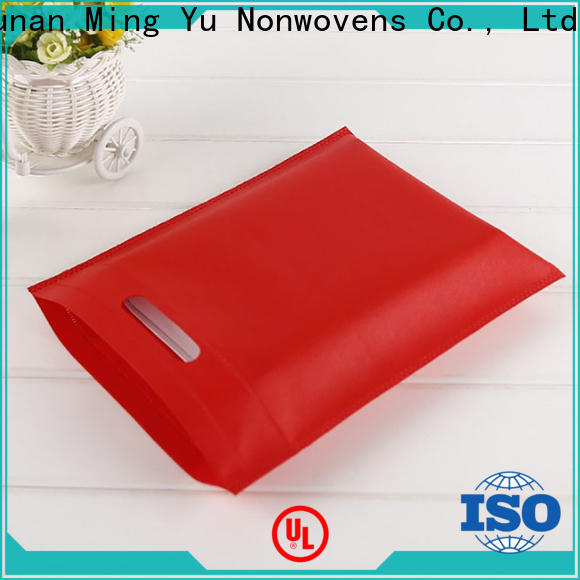 Ming Yu Custom nonwoven bags for business for package