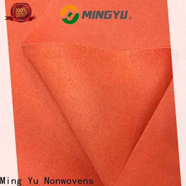 Ming Yu needle punch needle fabric company for bag