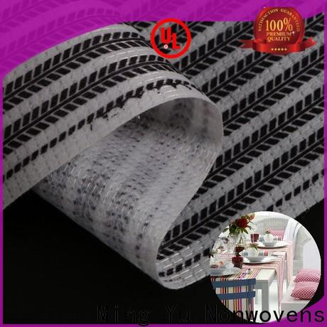 Ming Yu nonwoven stitchbond polyester fabric manufacturers for home textile