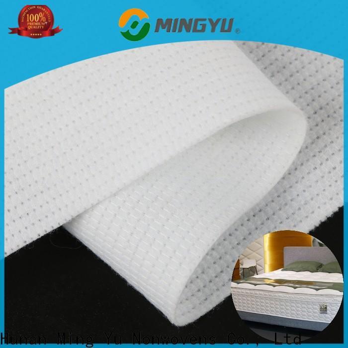 Ming Yu stitchbond mattress ticking fabric factory for handbag