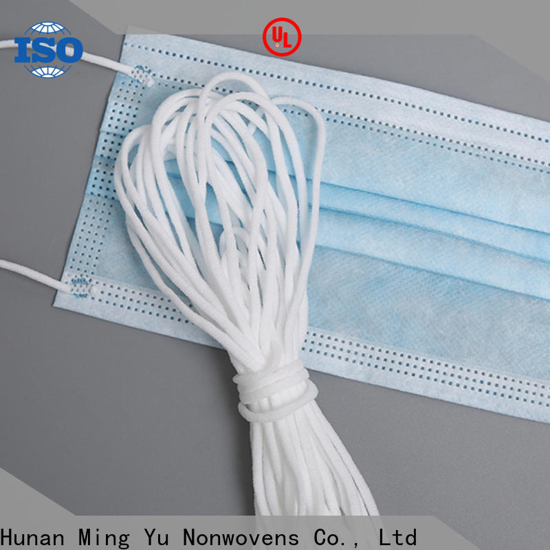 Ming Yu New face mask material factory for medical