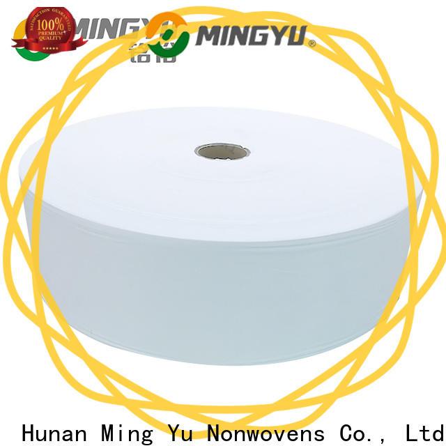 Ming Yu woven pp non woven fabric Supply for handbag