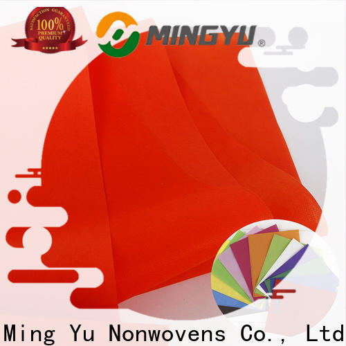 Wholesale pp spunbond nonwoven fabric roll for business for package