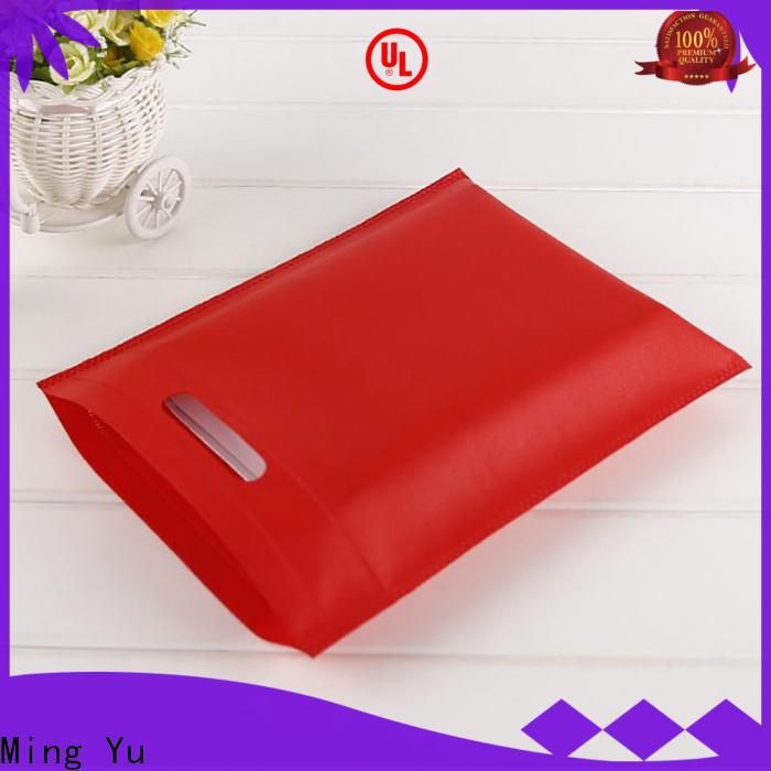 Ming Yu Top non woven polypropylene bags Suppliers for handbag