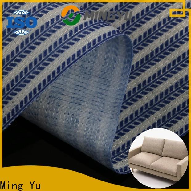 Ming Yu Wholesale stitch bonded fabric company for home textile