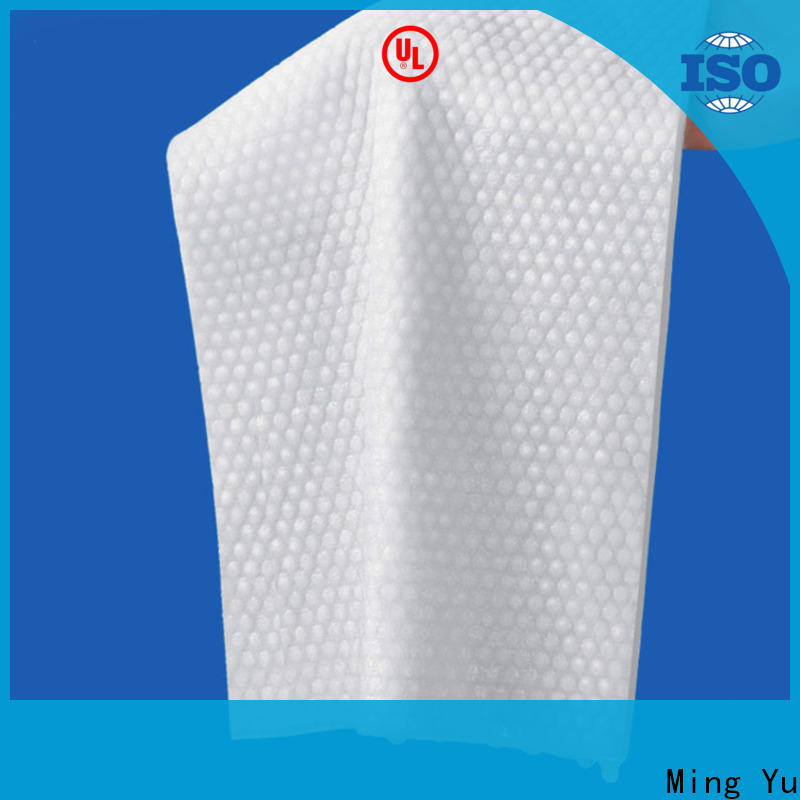 Ming Yu quality non-woven fabric manufacturing Supply for bag
