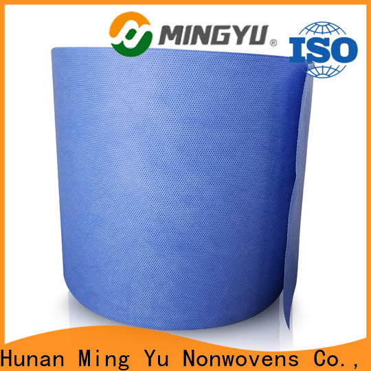 Ming Yu Best spunbond nonwoven fabric for business for handbag