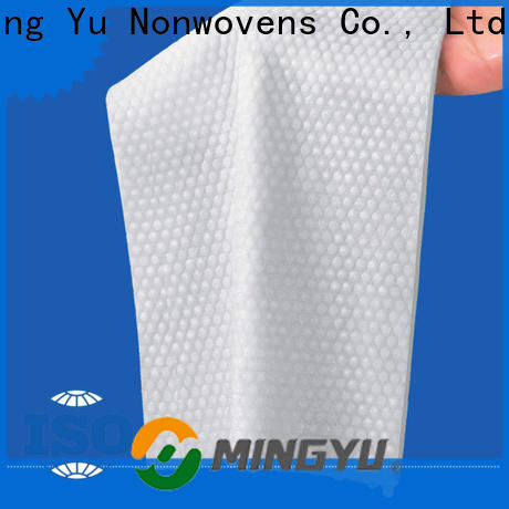 New spunbond nonwoven fabric ecofriendly manufacturers for package