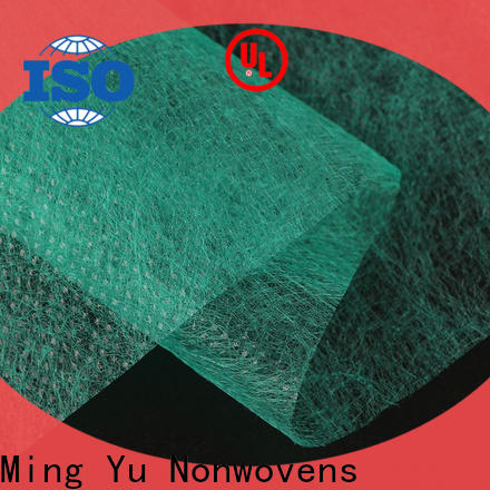 Ming Yu protection weed control fabric Supply for package