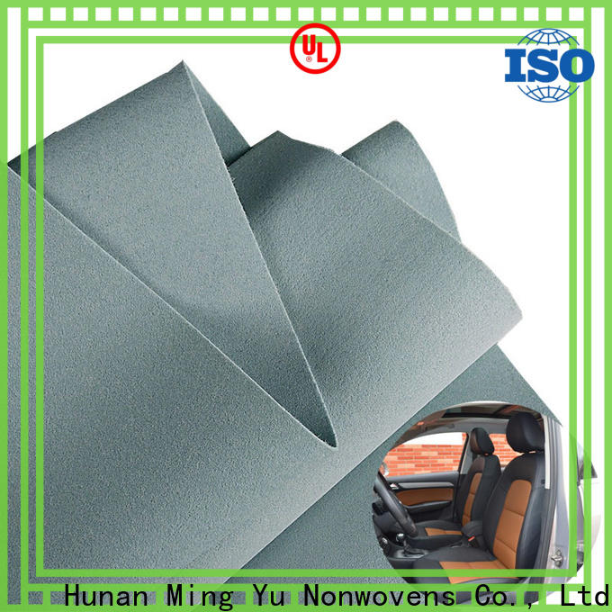 Wholesale needle punched non woven fabric punched company for home textile