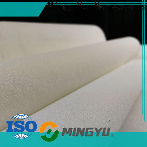Ming Yu punch needle punch nonwoven Supply for bag