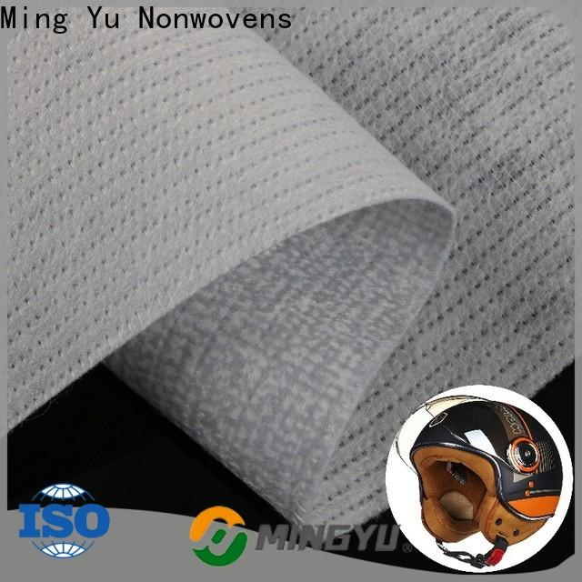 Ming Yu Top non woven polyester fabric company for home textile