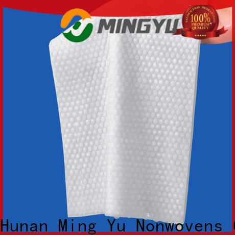 Top spunbond nonwoven color manufacturers for bag
