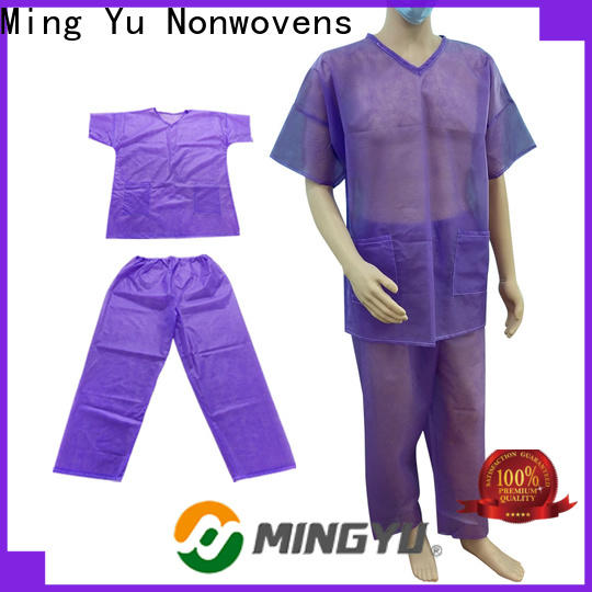 Ming Yu New non-woven fabric manufacturing factory for handbag