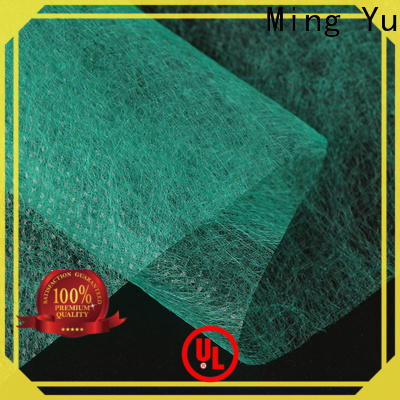 Ming Yu agriculture non woven geotextile fabric Supply for bag