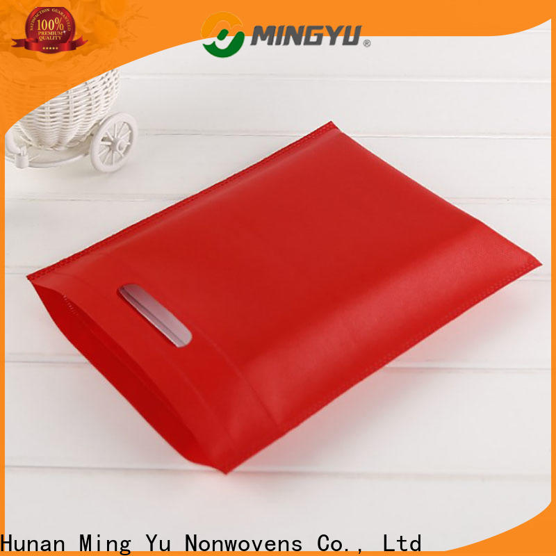 Ming Yu Custom non woven tote bags wholesale factory for handbag