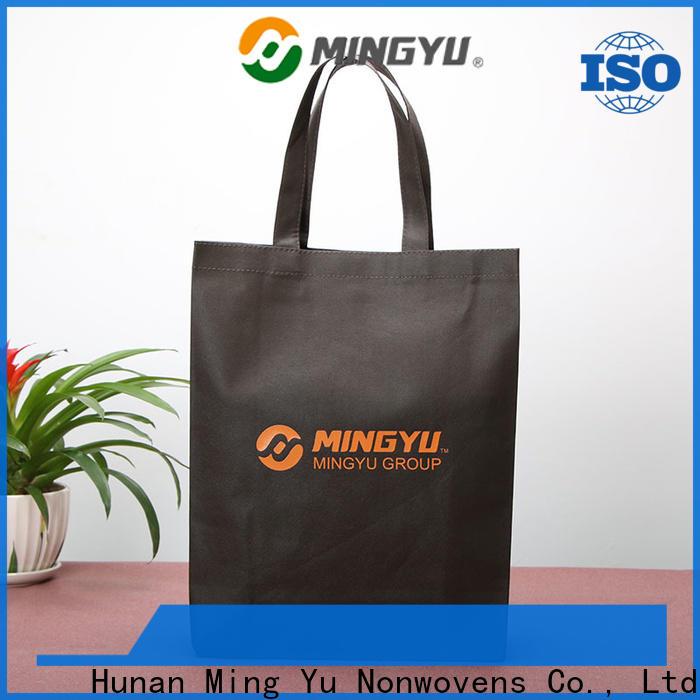 Ming Yu environmental nonwoven bags company for handbag