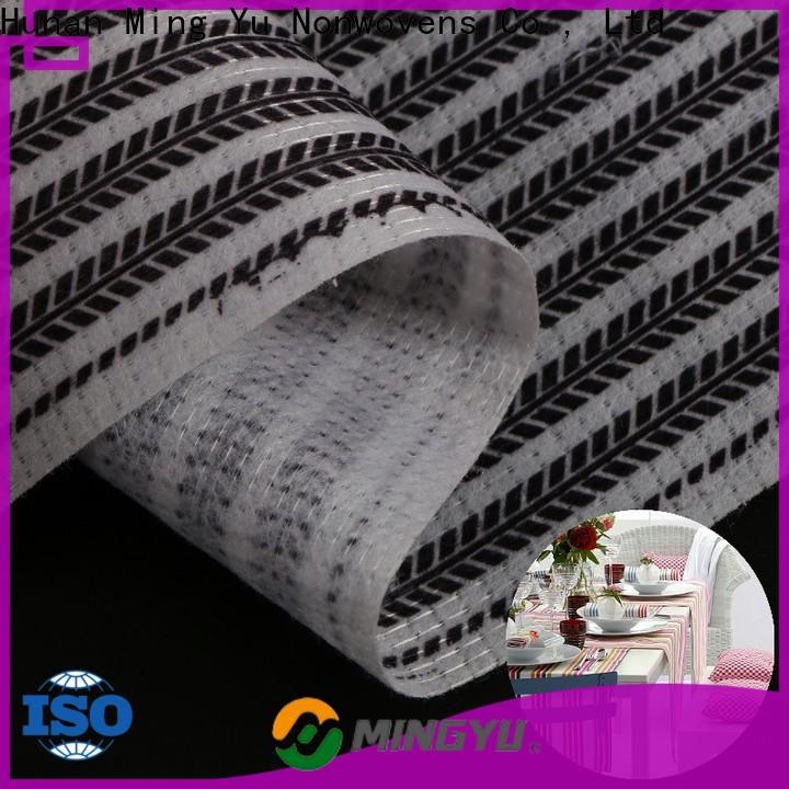 Ming Yu woven mattress ticking fabric factory for bag