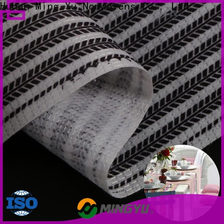 Ming Yu woven mattress ticking fabric factory for bag