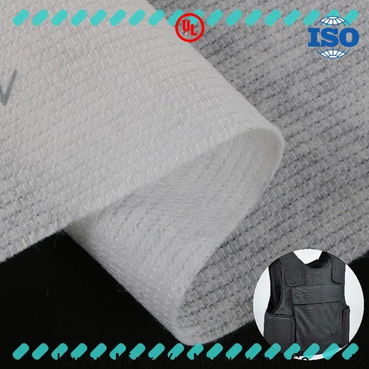 Ming Yu Latest stitch bonded fabric factory for bag