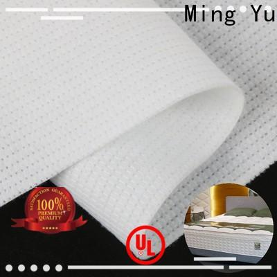 Top non woven polyester fabric non Suppliers for package